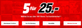 Media Markt Blu-Ray Aktion: 5 Filme für 25€