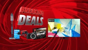 Media Markt Breaking Deals – Viele Technik-Schnäppchen übers Wochenende