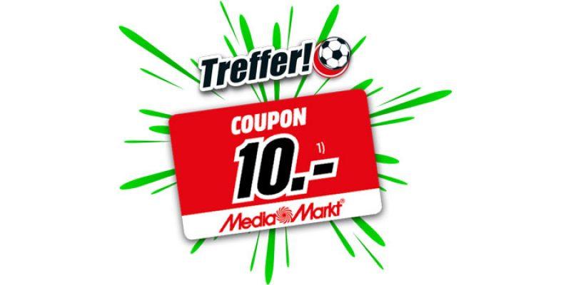 Jeder Schuss ein Treffer Aktion: 10€ Media Markt Gutschein (ab 100€ MBW) in Ferrero Aktionspackungen