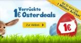Medimops Lagerverkauf zu Ostern – Alles für 1 € (Bücher, DVDs, CDs, Spiele)