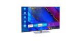 Medion X15061 Smart TV (50 Zoll) mit 4K Ultra HD & Dolby Vision HDR für 329,99€