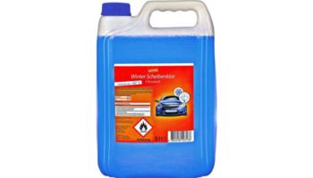 Gratis Scheibenfrostschutz bei Globus (5 Liter Kanister)