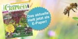 """1x Ausgabe der Zeitschrift """"Mein schöner Garten"""" kostenlos als E-Paper"""