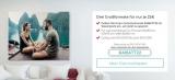 MeinFoto Leinwand Großformat (120x80cm, 100x75cm oder 80x60cm) für 22€ + 6,90€ Versand