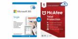 Microsoft Office 365 Bundles (McAfee oder Norton) für 38,99€