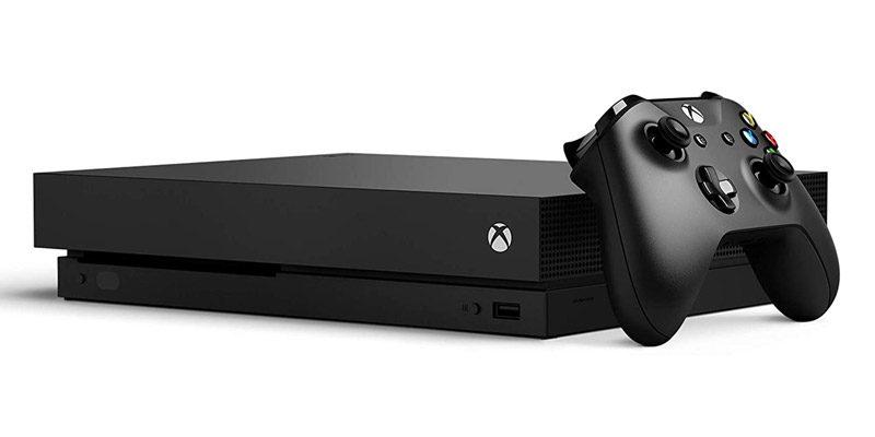 Xbox One X 1TB Konsole (generalüberholt) für 199,99€ bei Amazon