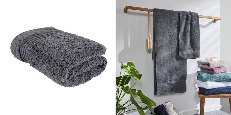 Miomare Handtuch Möve (50 x 100 cm) bei LIDL für 4,84€ – 100% Baumwolle