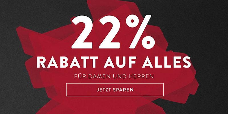22% mirapodo Gutschein auf alles (auch auf Sale)