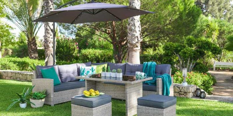 25% mömax Gartenmöbel Gutschein auf fast alle Gartenmöbel