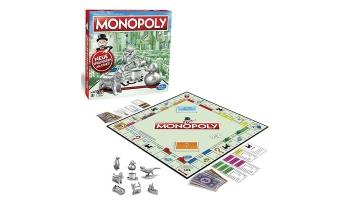 Monopoly Classic (normale Variante) von Hasbro für nur 19,49€