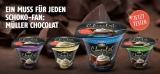 Müller Chocolat Pudding gratis testen – Geld zurück Aktion