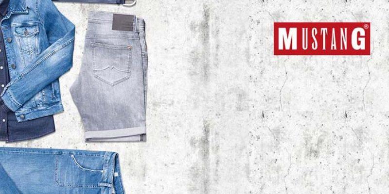 Günstige Mustang Jeans ab 29,95€ + 10€ Gutschein ab 50€ – z.B. 2x Jeans für 50€