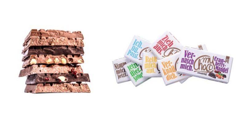 50% myChoco Gutschein auf belgische Schokolade