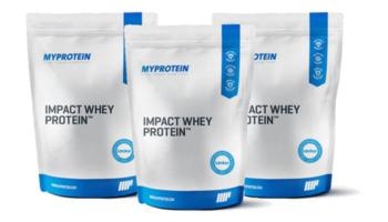 46% myprotein Gutschein auf alles (Sportnahrungsmittel, etc.)