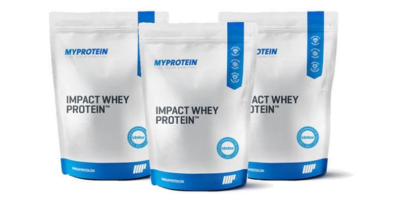 49% myprotein Gutschein auf alles (Sportnahrungsmittel, etc.)