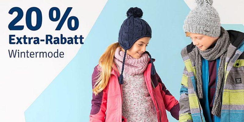 20% Gutschein auf myToys Kindermode & Schuhe im Sale