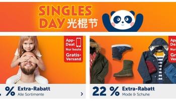 myToys Singles Day: 11% Gutschein auf fast alles (49€ Mindestbestellwert) + 22% auf Mode & Schuhe