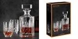 Nachtmann Whisky Set Palais: 2 Tumbler Gläser + Dekanter für 35,14€