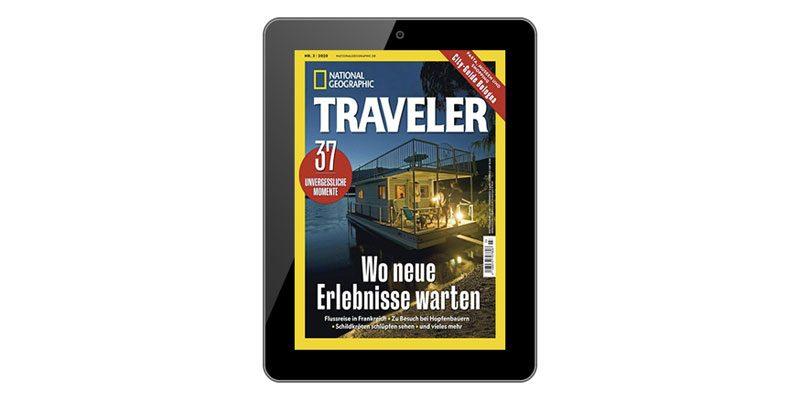 12 Monate National Geographic ePaper Abo für 5€ – Kündigung notwendig