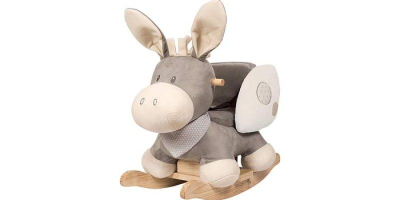 Nattou Schaukeltier Esel Cappuccino (10 – 36 Monate) für 69,72€