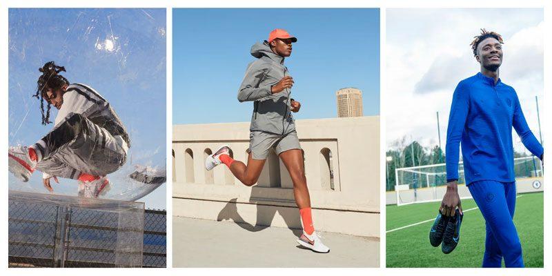 Nike End of Season Sale mit bis zu 50% Rabatt