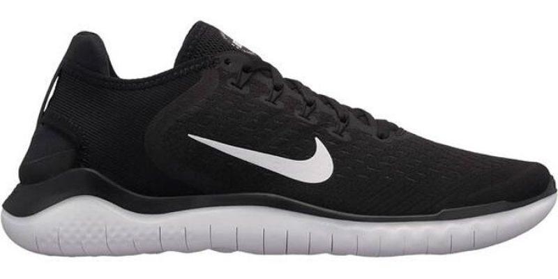 Nike Free Run 2018 Sneaker (schwarz/weiß) für 53,99€