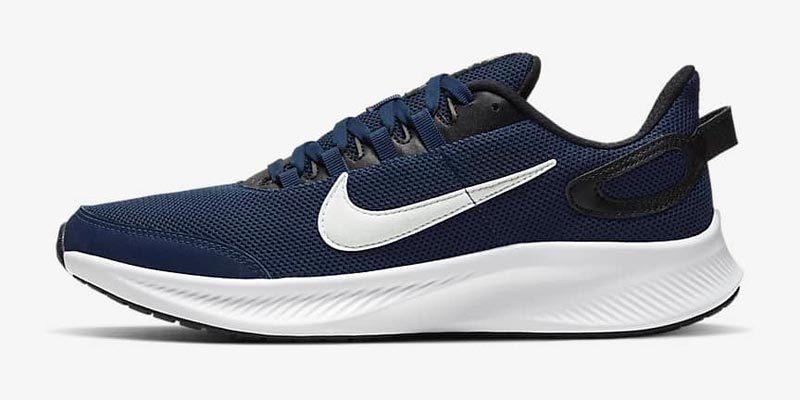 Nike Run All Day 2 Herren Laufschuh (midnight navy) für 38,65€