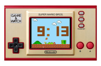 Nintendo Game & Watch – Super Mario Bros für 44,99€