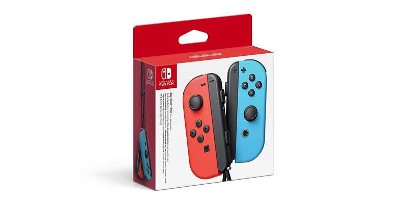 Nintendo Joy-Con 2er Set (Switch Controller) für 56,69€