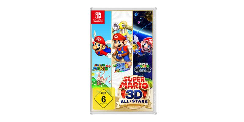 Nintendo Super Mario 3D All-Stars (Switch) für 43,98€