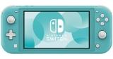 Nintendo Switch Lite Konsole in türkis, gelb, grau oder koralle für 166,24€