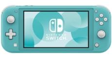 Nintendo Switch Lite Konsole (türkis, grau oder gelb) inkl. Animal Crossing für 189,83€