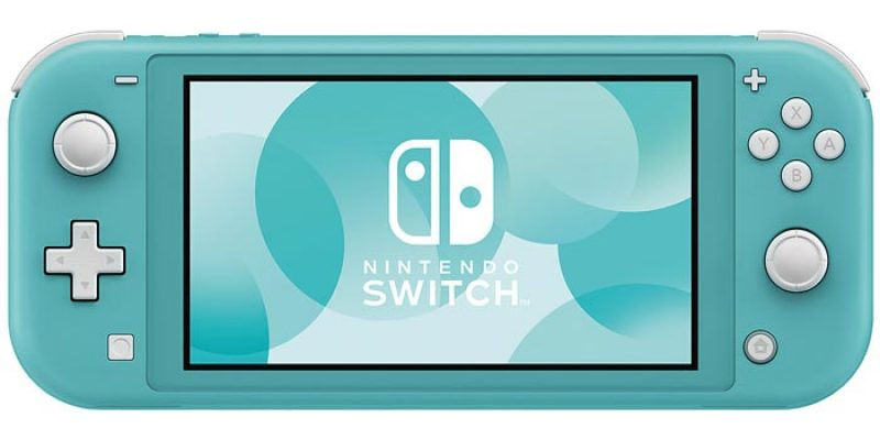 Nintendo Switch Lite Konsole in gelb für 179,99€