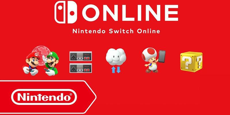 Nintendo Switch Online 7 Tage gratis testen (Online Multiplayer Modus)