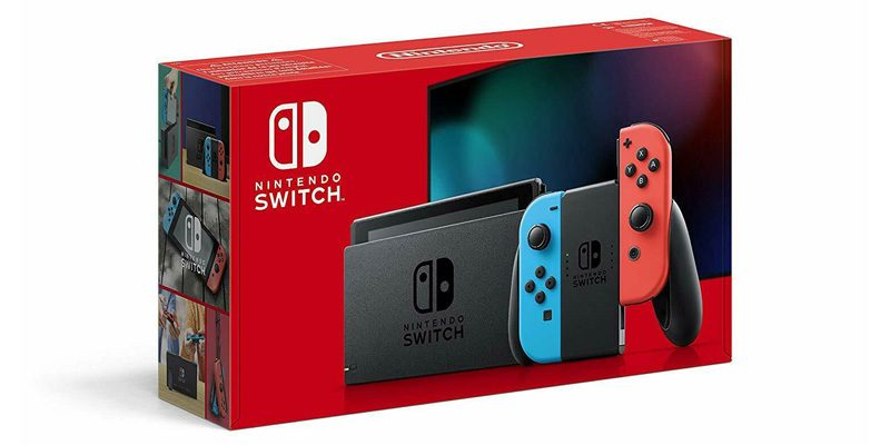 Nintendo Switch Spielekonsole V2 für 281,70€