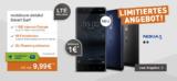 Nokia 5 + Telefónica Smart Surf Tarif (50 Freiminuten & 1 GB LTE) für 9,99€/Monat