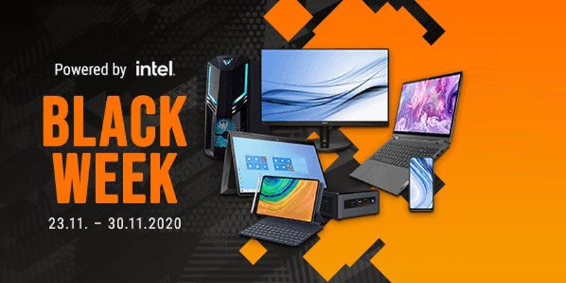 Notebooksbilliger Black Week 2020 – Günstige Notebooks, Tablets, Monitore uvm. (z.B. AVM FRITZ!Fon C6 für 52,70€)