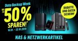 Notebooksbilliger Data Backup Week – Günstige Festplatten, NAS Server, etc.