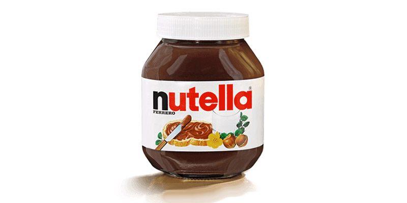"""Kochbuch """"Nutella Rezepte"""" kostenlos als eBook Download"""
