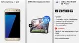 o2 Blue All-in M Tarif + Samsung Galaxy S7 + Samsung Tab E für 29,99€/Monat