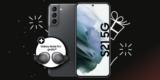 o2 Free M Boost Tarif (40 GB LTE) + Samsung Galaxy S21 + Galaxy Buds Pro für 27,99€/Monat & 99€ Zuzahlung