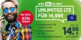 mobilcom-debitel Telefonica Free Unlimited Smart für 14,99€/Monat – unlimitierte Allnet-Flat mit 10 Mbit/s