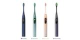 Oclean X Pro Schallzahnbürste + 2x Zahnbürsten Köpfe für 36,12€ bei eBay