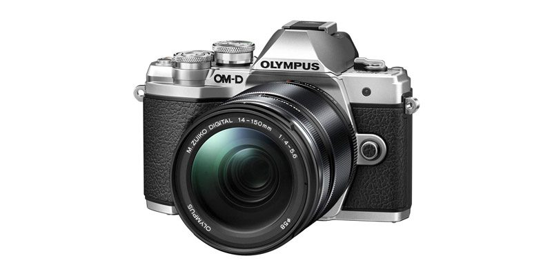 Olympus E‑M10 Mark III 14‑150mm Kit Systemkamera für 599€