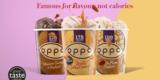 Eis gratis testen mit der Oppo Geld Zurück Aktion (Kalorienarme Eiscreme, 475ml)