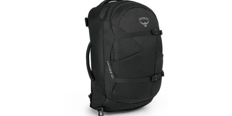 Osprey Farpoint 40 Trekkingrucksack S/M (volcanic grey) für 60,60€