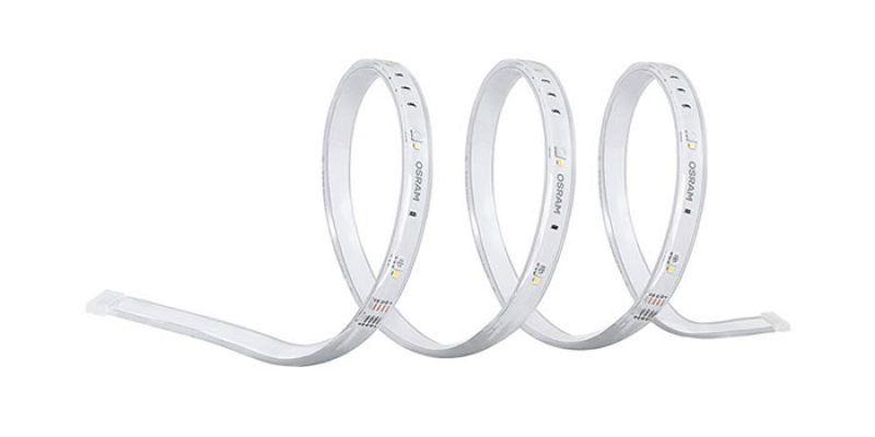 5m Osram LED Strip Smart+ Outdoor ZigBee RGB (Lichtband) für 23,99€