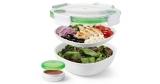 OXO Good Grips Salatbox-to-go mit Behälter für Dressing für 9,99€