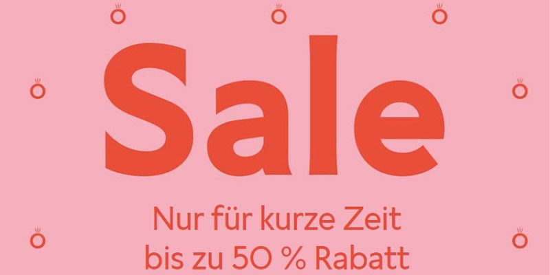Pandora Sale: Bis zu 50% Rabatt auf Charms, Ohrringe, Halsketten u.v.m.