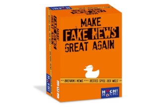 "Partyspiel ""Make Fake News Great Again"" (ab 16 Jahre) für 12,09€"